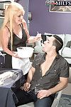 The first time wife mom grandma and swinger charlie charm goes i