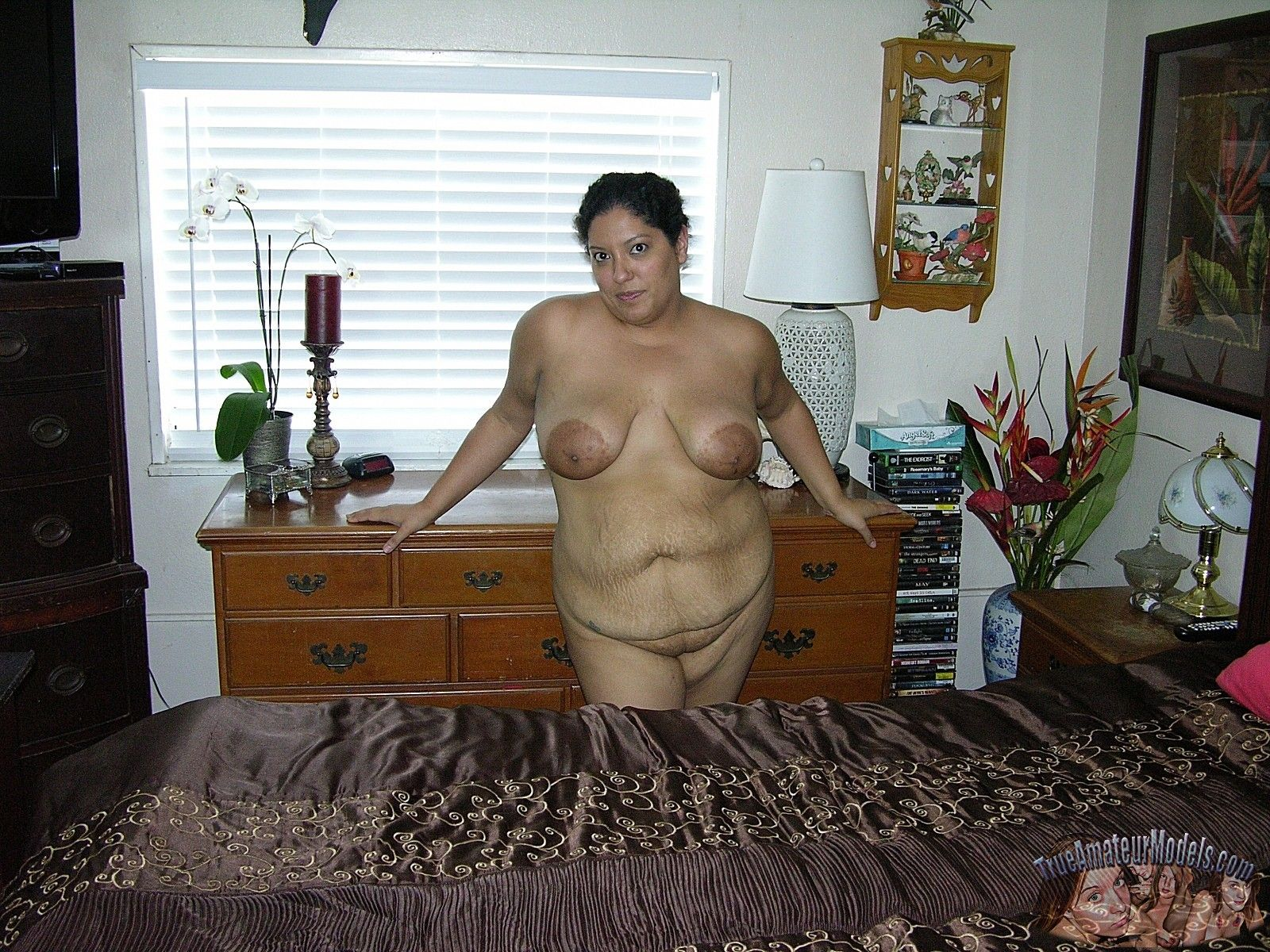 busty latina homemade