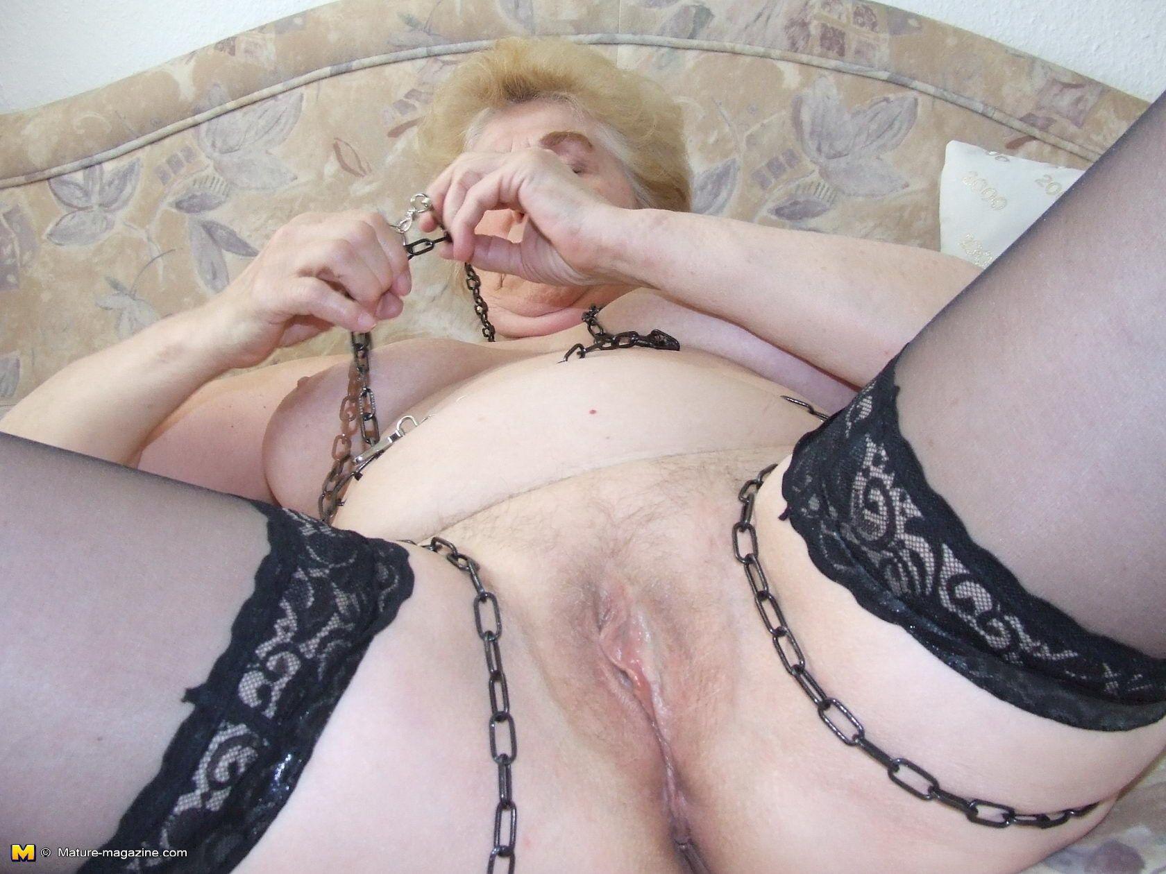 kinky tied up