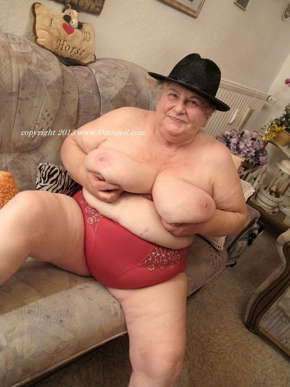 Busty mature women having sex seems
