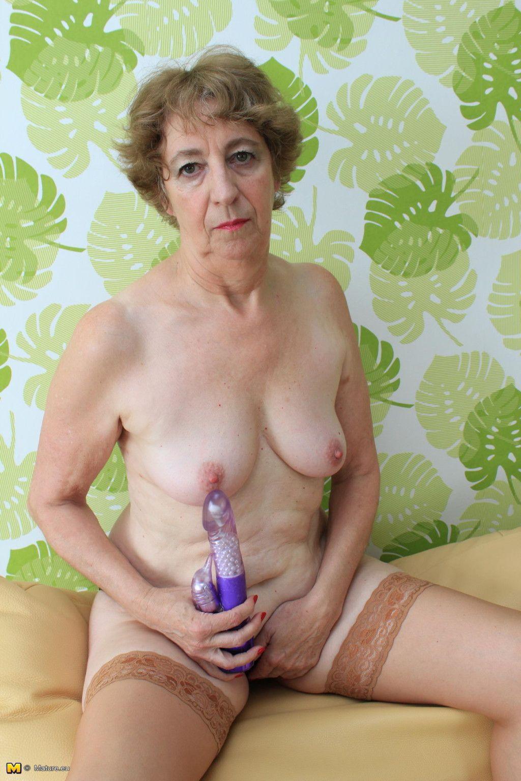 Vaginas mature porn