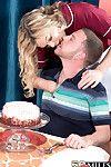 Boyfriend takes the cake mature takes the cock