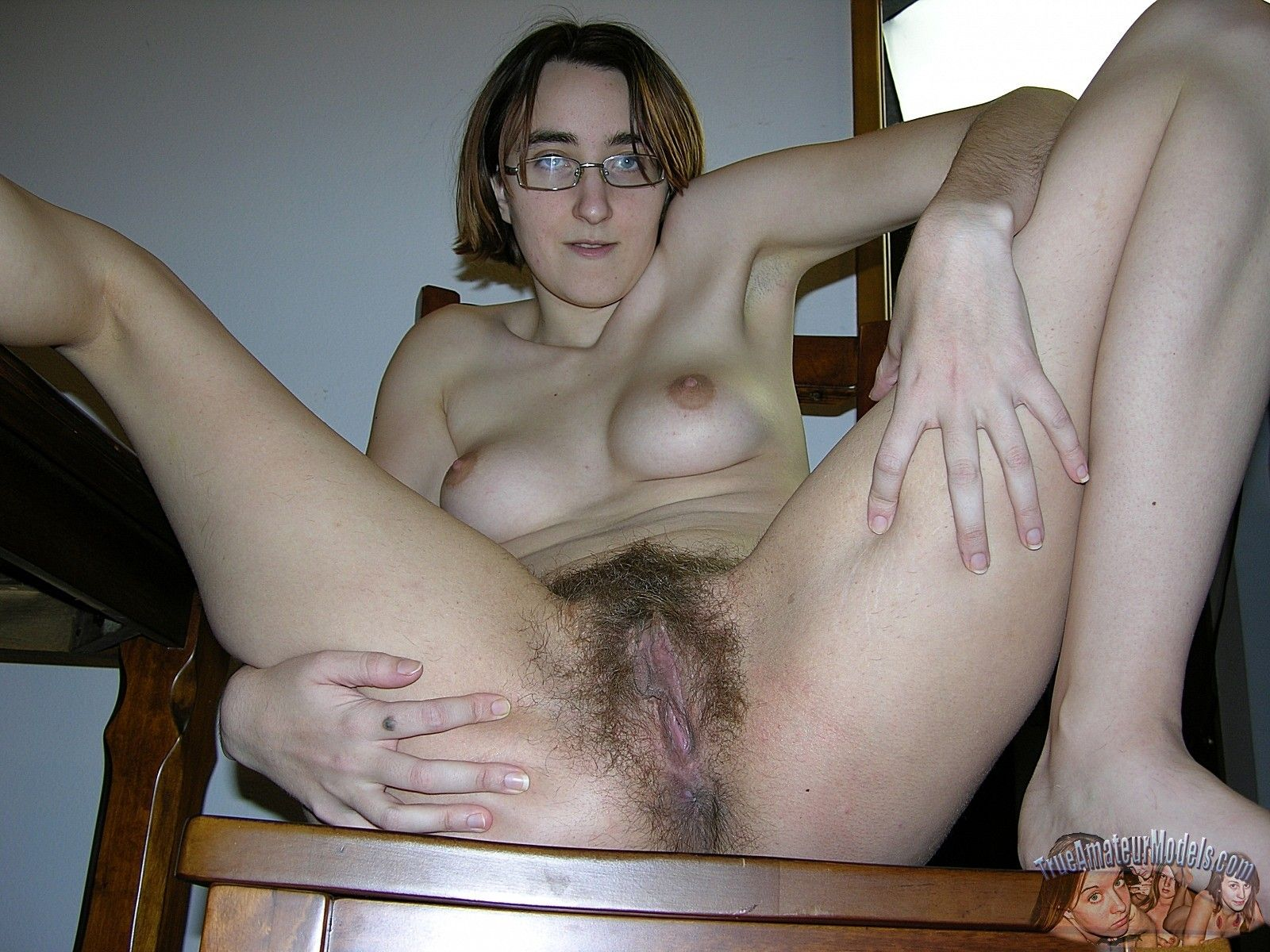 from Aaron mature geeky girls porn