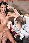 Analloving wife and her cuckold hubby in hardcore sex pics