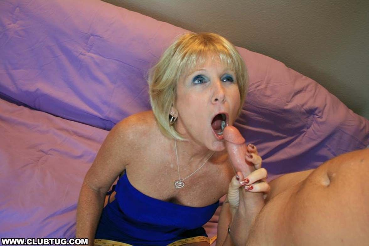 image Mature mom handjob dick her boy animation