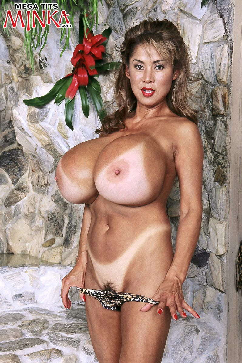 Mega tits sex
