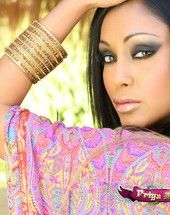 Pulchritudinous leader Indian Pornstar, Priya Anjali Rai, looks stunning relating to and widely of her magnificent dress!