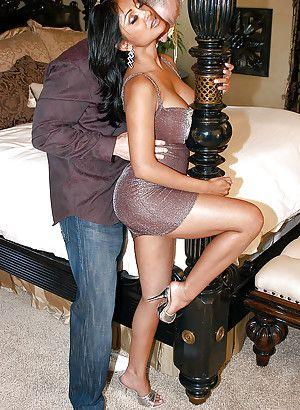 Indian milf Priya Rai enjoys ass shacking up and pussy trample