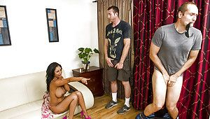 Priya Anjali Rai gets facialized after hardcore gender with a well-hung chap
