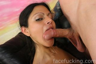 Indian girl face fucked