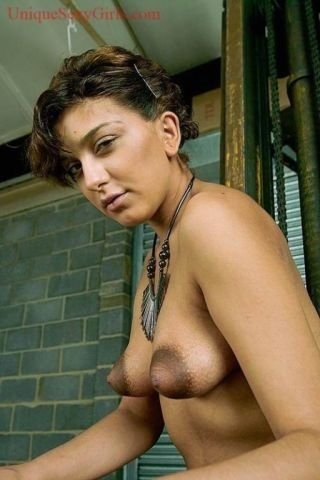 Diabolical nippled arab floosie milking say no to soprano bowels