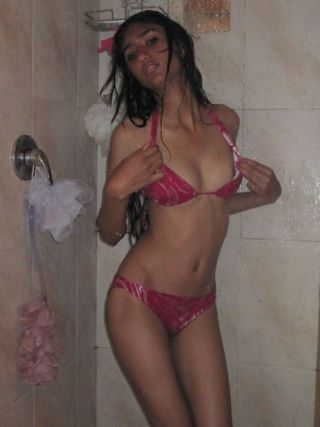 Real indian gfs succeed in naked and nasty