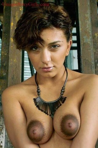 Hot indian battle-axe milking their way ripe tits