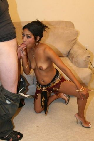 Leggy indian monkia gets on pinnacle and rides a illustrious cock hard and eternal
