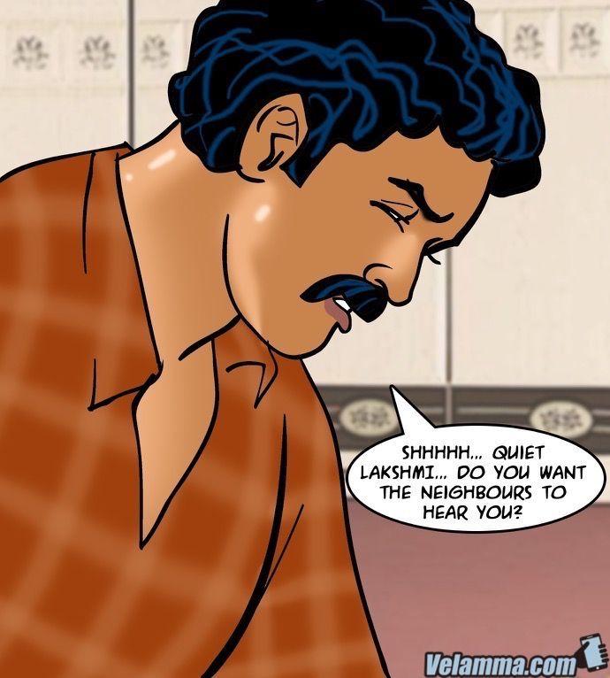 Group,Indian Porn,Velamma,Adult Comics,Velamma 66- Constituent to Hard On