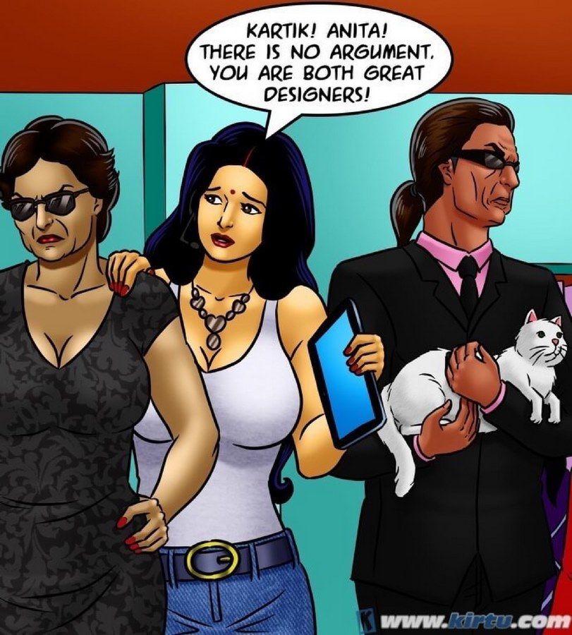 Group,Indian Porn,SavitaBhabhi,Adult Comics,Savita Bhabhi -71 � Pussy beyond everything the Catwalk