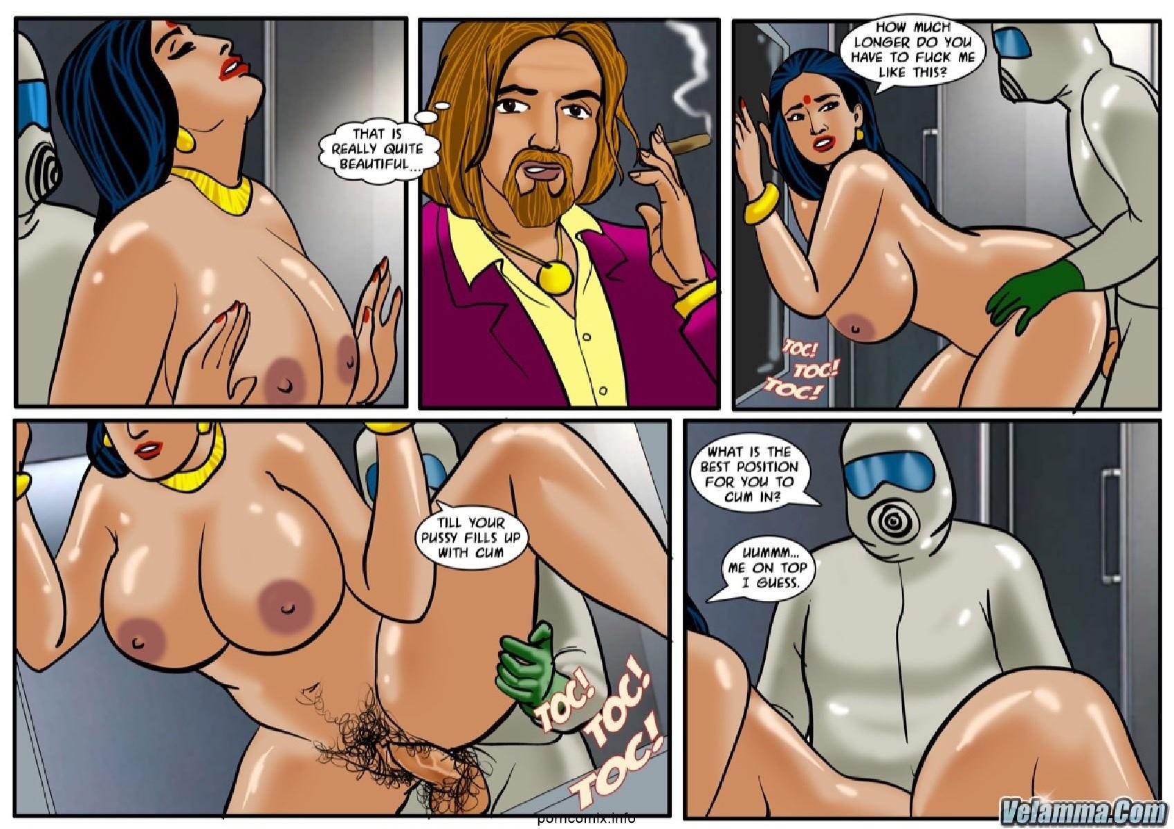 Big Boobs,Indian Porn,Velamma,Adult Comics,Velamma 58- Mischievous distressing