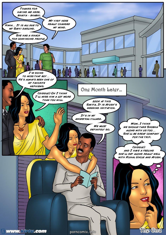 Indian Porn,Porncomix,Savita Bhabhi Episode 35: The Sure Indian Bride