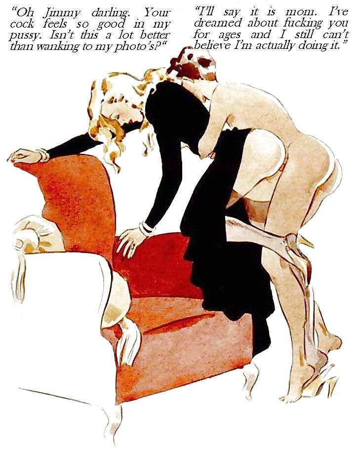 Vintage Incest Art
